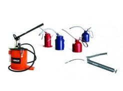 Насосы, смазочное и заправочное оборудование