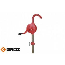 Насос для масла GROZ GNB-25/3R/SPL бочковой, ротационный GR44052